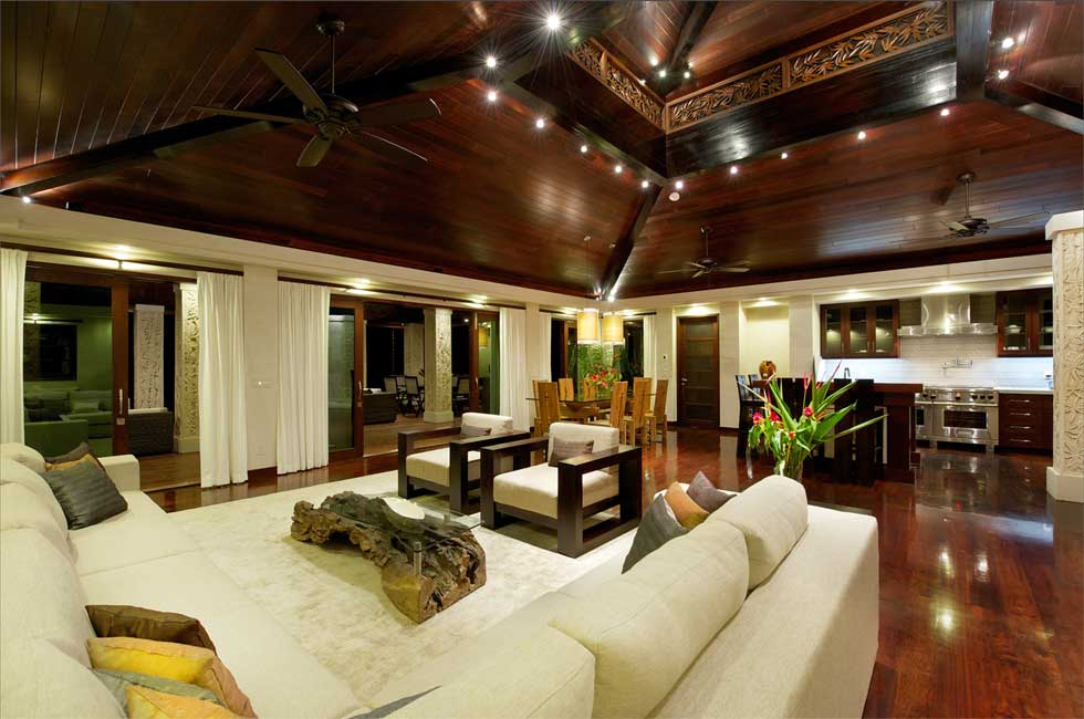 Residential interiors kud ta for Interior design for residential house