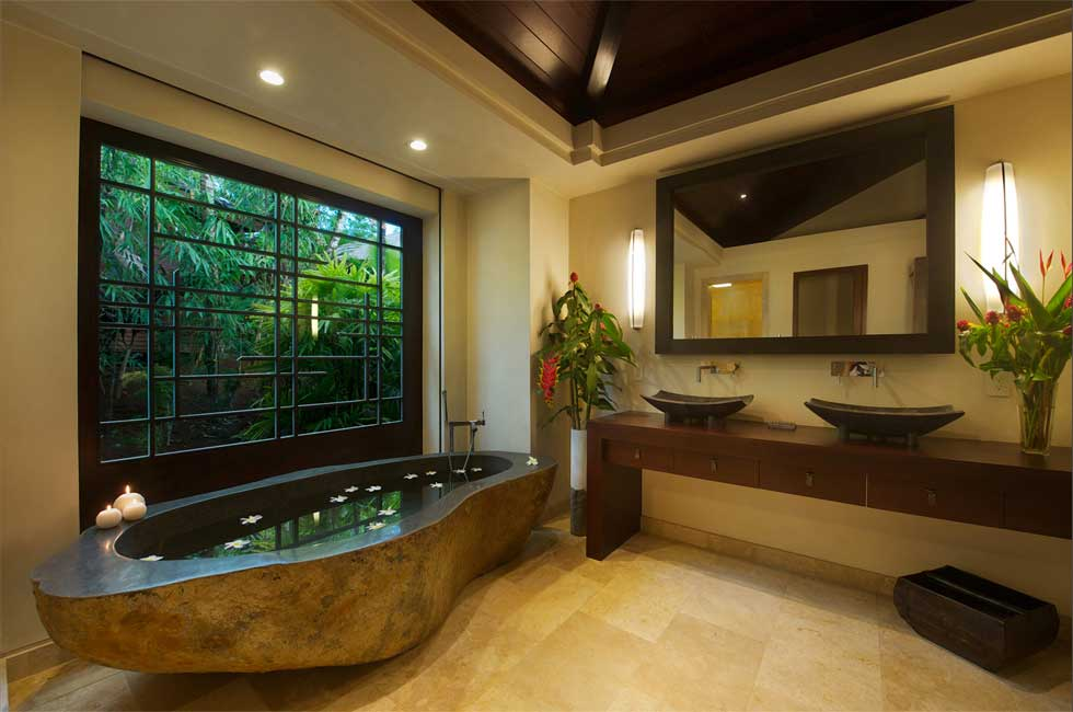 Bali Bathroom Design Ideas ~ Bathroom design bali home