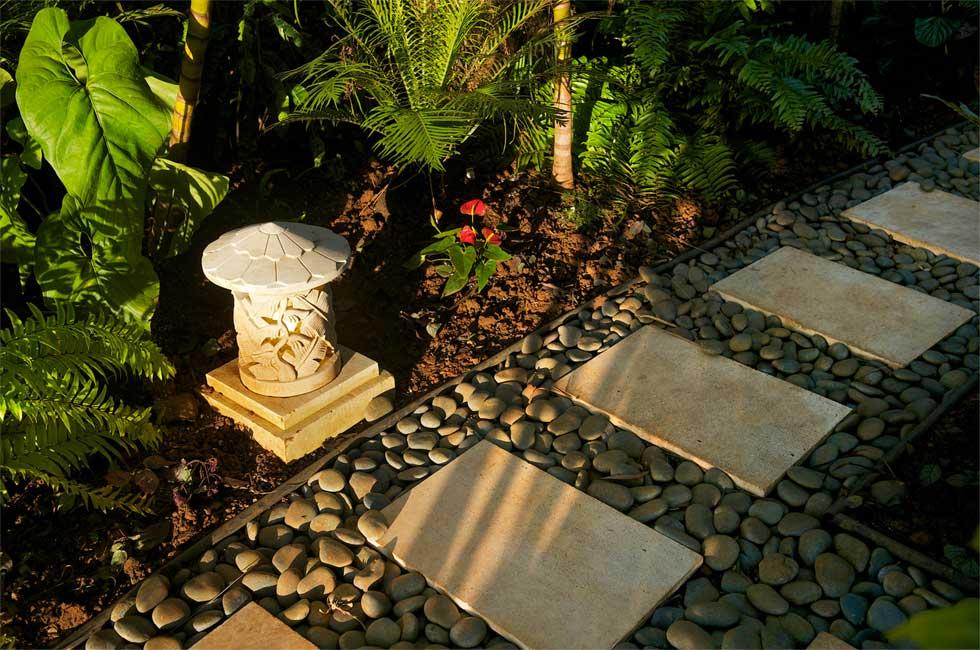 Landscape design kud ta for Bali landscape design